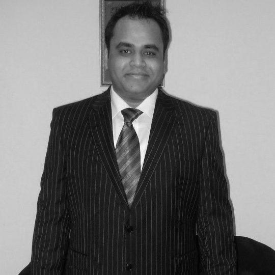 Dr. Angad Arun Karande